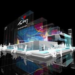Expo 2012 Türkiye Pavyonu Ark Grup Yarışması'nın Birincisi Yazgan Tasarım Mimarlık