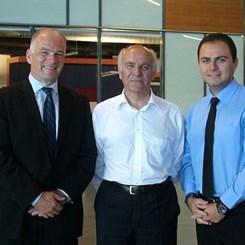 YEM ve İngiliz ITE Group, 'Yapı Fuarları - Turkeybuild' için İşbirliği Yapıyor