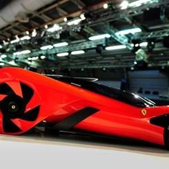 Tasarımcılar Geleceğin Ferrarilerini Yarıştırdı