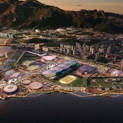 Rio Olimpik Parkını Aecom ve Wilkinson Eyre Hayata Geçirecek