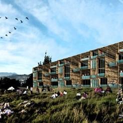 Erdem Mimarlar 'Kütük Evler' ile Ödülleri Beşledi