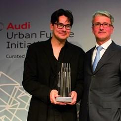 Audi Kentsel Gelecek Ödülü İstanbul'da Sahibini Buldu