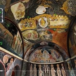 Kariye'nin Mozaiklerine Artık Dokunabilirsiniz