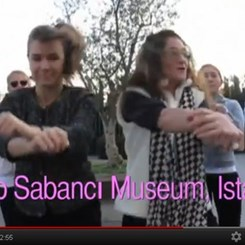 SSM, İfade Özgürlüğü İçin 'Gangam' Dansına Katıldı