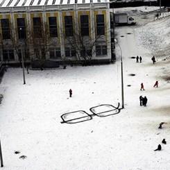 Moskova Sokakları 'Rus Banksy' ile Renkleniyor