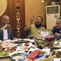 'Kazara Bir Hediye': Serpentine Pavyonu 2012'de Herzog & de Meuron ile Ai Weiwei'ye Emanet