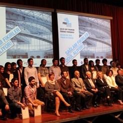 PROSteel 2012 Kolokyum ve Ödül Töreni Gerçekleşti
