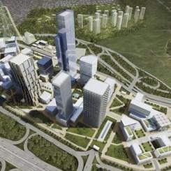 Gensler'in 'İstanbul Finans Merkezi' Master Planı Onaylandı