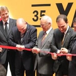 35. Yapı Fuarı – Turkeybuild İstanbul Kapılarını Açtı