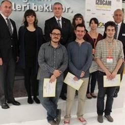 İzocam 12. Yalıtım Yarışması'nın Kazananları, Ödüllerini 35. Yapı Fuarı İstanbul'da Aldı
