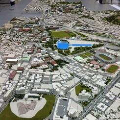 Ankara, Dev Kent Maketine ve Mimarlık Merkezi'ne Kavuştu