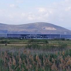 Işığın ve Gölgenin Hakkını Veren Bir Bodrum Yapısı: Milas Havalimanı Dış Hatlar Terminali Açıldı