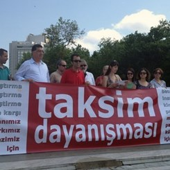 'Taksim'in 'Yeraltı Şehri'ne Dönüşmemesi için Meydanınıza Sahip Çıkın!'