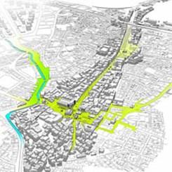 Uşak Belediyesi İsmetpaşa Caddesi ve Çevresi Ulusal Mimarlık Kentsel Tasarım Fikir Proje Yarışması Sonuçlandı