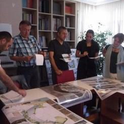 Peyzaj Mimarlığı Öğrencileri Bitirme Projesi Yarışması 2011-2012 Sonuçlandı