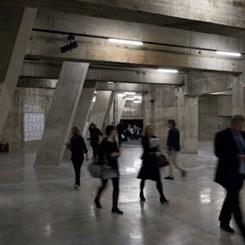 Tate Şimdi de Sanatı Yeraltı Tanklarına Taşıyor