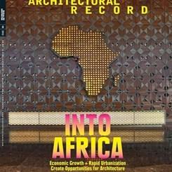 Sipopo Kongre Merkezi, AR'ın Afrika Sayısına Kapak Oldu