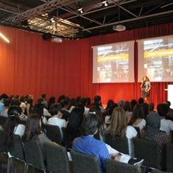 Bilgi Mimarlık Fakültesi'nin Yenileri YEM'e Konuk Oldu
