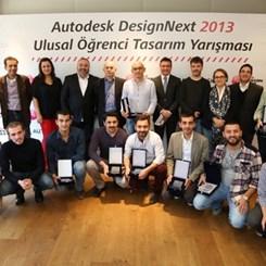Autodesk DesignNext 2013'te Ödüller Sahiplerini Buldu