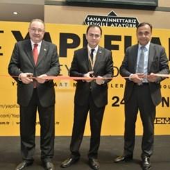 Türk Yapı Sektörü'nün En Büyük Fuarı Kapılarını Açtı