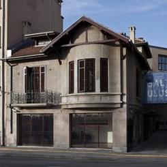 Mongeri'nin Banka Binası SALT Ulus'a Dönüştü