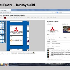 Yapı Fuarı - Turkeybuild, Sanal Uygulama ile 365 Gün Açık