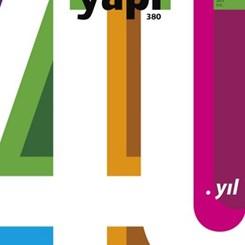 YAPI Dergisi 40. Yılını Kutluyor!