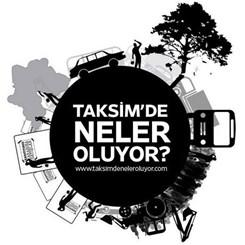 'Taksim'de Neler Oluyor' Yayında