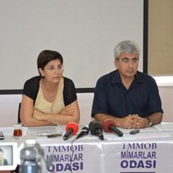 'TMMOB Yasası, Gezi'nin İntikamı'