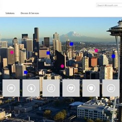 Microsoft 'CityNext' ile Şehircilik Hizmetlerini Dönüştürecek