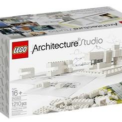 LEGO'dan Mimarlık Stüdyosu Deneyimi