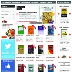 Yaşama Dair Binlerce Ürün Yenilenen yemkitabevi.com'da!