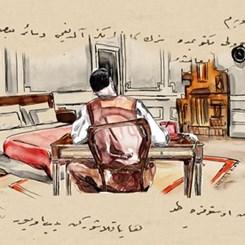 Said Bey ya da Bir İstanbullu Burjuva Karikatürü