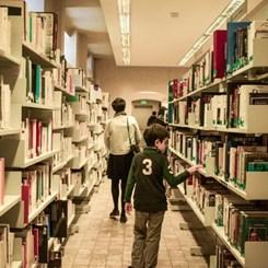 Atatürk Kitaplığı Gelecek Nesillere Hazırlanıyor