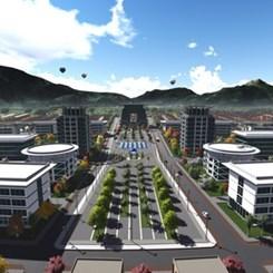 iki design group'un 'Safari City' Projesi Afrika'nın En İyisi Seçildi