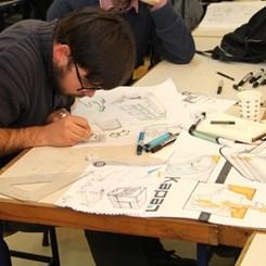 Öğrenciler VİKO Atölyesi'nde 'Herkes İçin' Tasarladılar