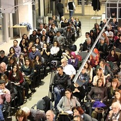 Fil Kafesi Çalıştayı'nda Saraçoğlu'nun Geleceği Tartışıldı