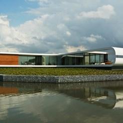 Waterstudio'dan Suya Meydan Okuyan Villa
