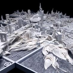 100 Yıl Sonra New York, Brooklyn...