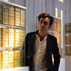 Paris'teki Türkiye Sanatçı Atölyesi'nin Yeni Konuğu Tayfun Serttaş