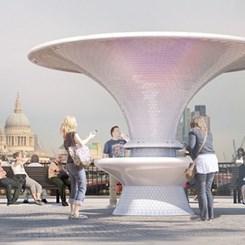 İngiliz Mimarlar Su Kiosklarını 21. Yüzyıla Uyarladı