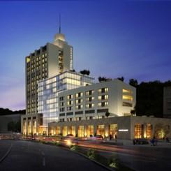 Tarihi Kente Modern Bir Dokunuş: Kiev Hotel