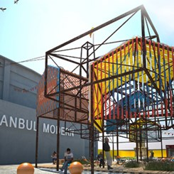 YAP İstanbul Modern'in İkinci Yapısı PATTU'dan