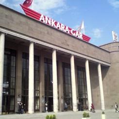 '92. Yılında Buruk Bir Başkenttir Ankara'