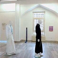 Kravatın Halleri Marmara Üniversitesi'nde