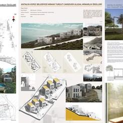 Antalya Kepez Belediyesi Mimar Turgut Cansever Ulusal Mimarlık Ödülleri Sonuçlandı