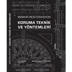 'Mimari Restorasyon Koruma Teknik ve Yöntemleri' Raflarda