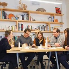 İşbirliğinden Güç Alan PIN'den Yenilikçi Bir Mimarlık Modeli