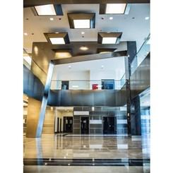 DP+Güzey'den Çok İşlevli İş Merkezi 'President Plaza'