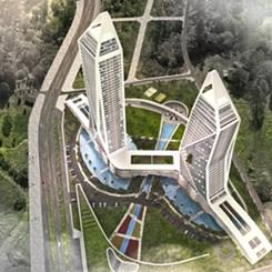 İncek'in Yeni Projesi BESA Kross Kuleler